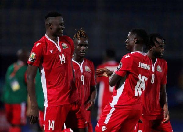 مشاهدة مباراة توجو وكينيا بث مباشر 18-11-2019