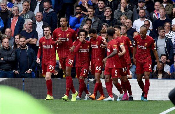 موعد مباراة ليفربول القادمة ضد سالزبورج في دوري أبطال أوروبا