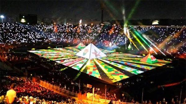 30 دقيقة مدة حفل افتتاح بطولة أفريقيا تحت 23 عاما
