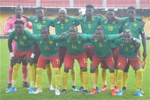 أريك ايوك لاعب المنتخب الكاميرونى: مواجهة منتخب مصر صعبة