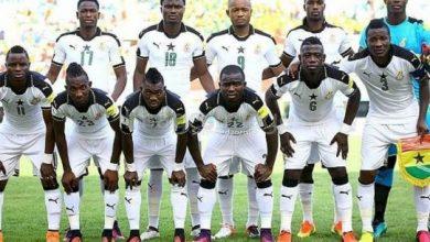 مشاهدة مباراة غانا وساو تومي وبرينسيبي بث مباشر 18-11-2019