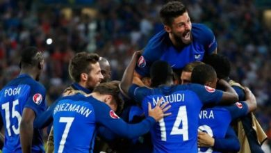 Photo of ملخص ونتيجة مباراة ألبانيا ضد فرنسا في تصفيات كأس الأمم الأوروبية