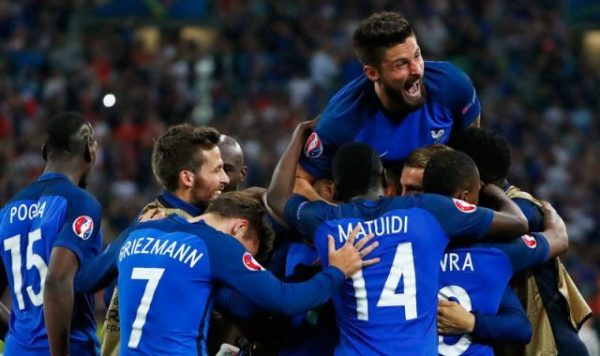 ملخص ونتيجة مباراة ألبانيا ضد فرنسا