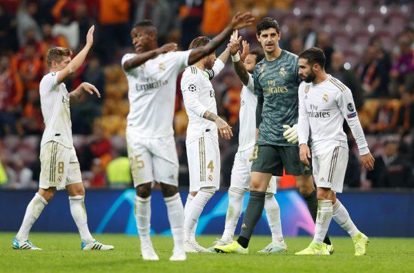أهداف مباراة ريال مدريد ضد إشبيلية