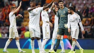 Photo of رابط ايجي ناو بث مباشر لمباراة ريال مدريد ضد إيبار 09-11-2019