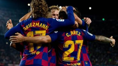 Photo of كورة لايف بث مباشر مباراة برشلونة وليفانتي 02-11-2019