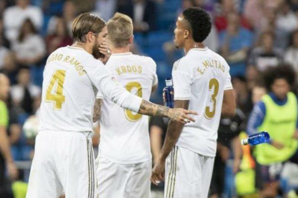 موعد مباراة ريال مدريد ضد ريال سوسيداد والقنوات الناقلة