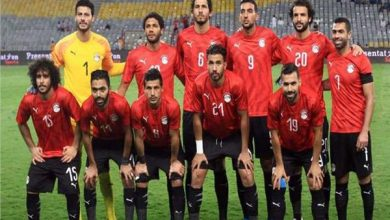 ملخص ونتيجة مباراة مصر ضد ليبيريا الودية