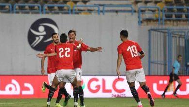 صورة منتخب مصر الأولمبي يتعادل مع غانا في شوط أول مثير بأمم إفريقيا تحت 23 عاما