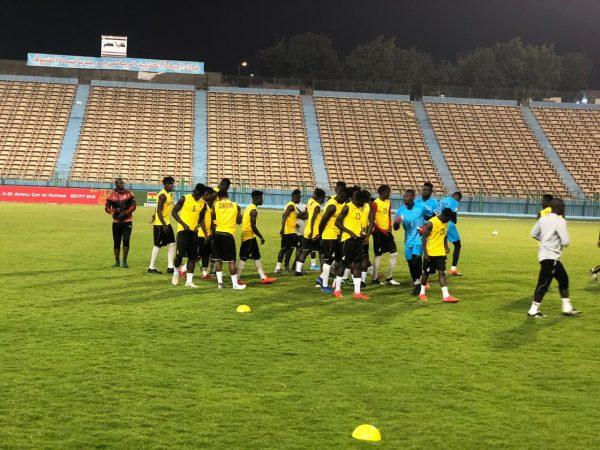 مشاهدة مباراة الكاميرون الأوليمبي وغانا الأوليمبي بث مباشر 08-11-2019
