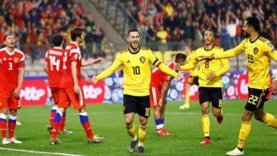 Photo of مشاهدة مباراة روسيا وبلجيكا بث مباشر 16-11-2019