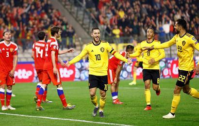 مشاهدة مباراة روسيا وبلجيكا بث مباشر 16-11-2019