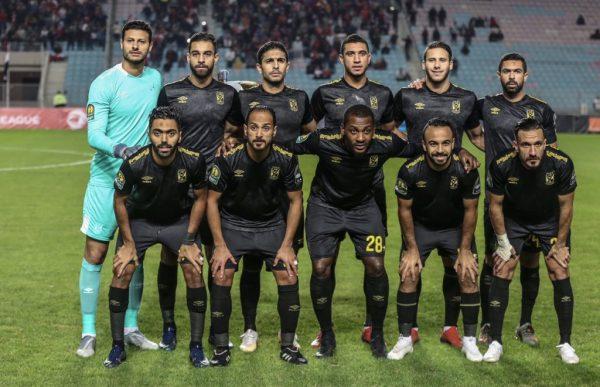 الأهلي يصل القاهرة قادما من تونس