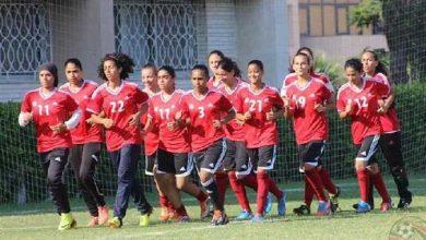 منتخب الكرة النسائية يلعب غدا ثاني تجاربه الودية
