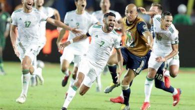 مجموعة منتخب الجزائر فى تصفيات كأس العالم 2022