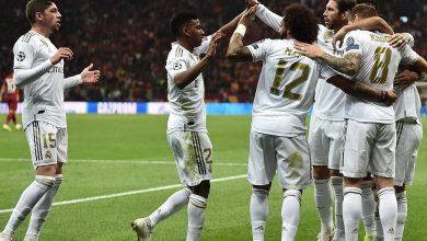 ملخص ونتيجة مباراة ريال مدريد ضد جالاتا سراي