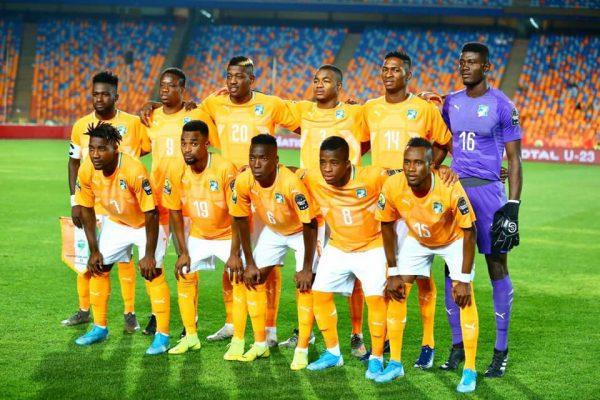 مشاهدة مباراة غانا الأوليمبي ضد كوت ديفوار الأوليمبي بث مباشر 19-11-2019