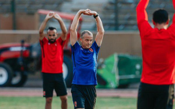 أخبار الأهلي اليوم.. برنامج بدني للاعبين بعد الراحة