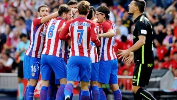 ملخص ونتيجة مباراة أتلتيكو مدريد ضد ريال بيتيس