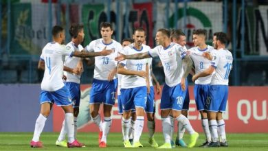 Photo of مشاهدة مباراة إيطاليا ضد أرمينيا بث مباشر 18-11-2019