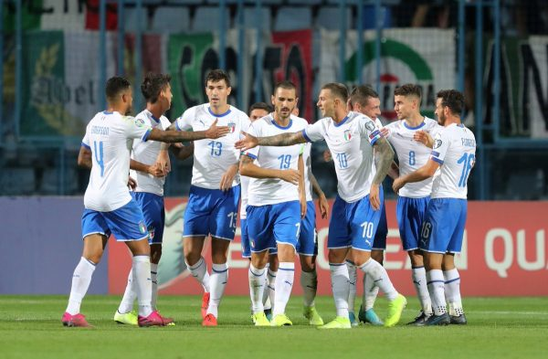 مشاهدة مباراة إيطاليا ضد أرمينيا بث مباشر 18-11-2019