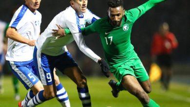 صورة أهداف مباراة السعودية ضد أوزباكستان بتصفيات كأس العالم