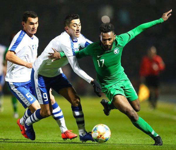 أهداف مباراة السعودية ضد أوزباكستان بتصفيات كأس العالم