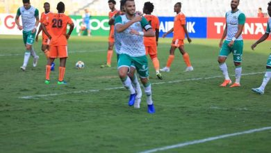 Photo of ملخص ونتيجة مباراة المصري ضد كوت دي أور في كأس الكونفدرالية