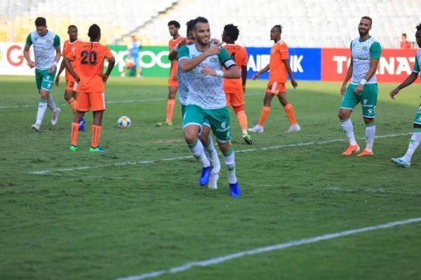 ملخص ونتيجة مباراة المصري ضد كوت دي أور في كأس الكونفدرالية