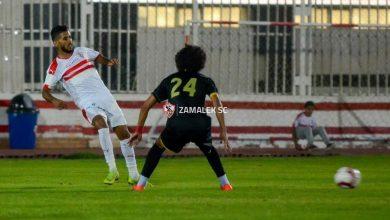 صورة رسمياً.. محمد أوناجم يشارك مع الزمالك بداية من مباراة مازيمبي