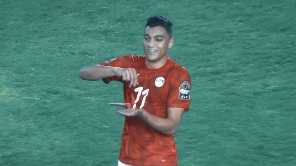 شاهد هدف مصطفي محمد في مباراة مصر الأوليمبي ضد مالي الأوليمبي