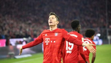 Photo of ملخص ونتيجة مباراة بايرن ميونخ ضد بوروسيا دورتموند في الدوري الألماني