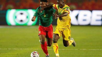 صورة ملخص ونتيجة مباراة الكاميرون ضد مالي في كأس الأمم الأفريقية تحت 23 سنة