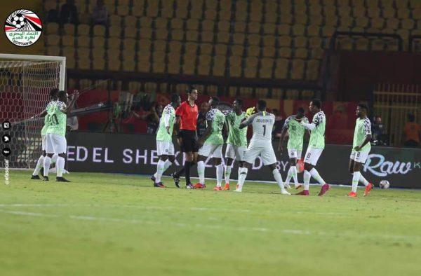 مشاهدة مباراة نيجيريا وزامبيا بث مباشر 12-11-2019