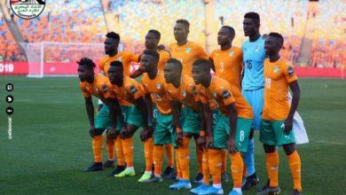 صورة ملخص ونتيجة مباراة كوت ديفوار الاوليمبي ضد غانا الاوليمبي