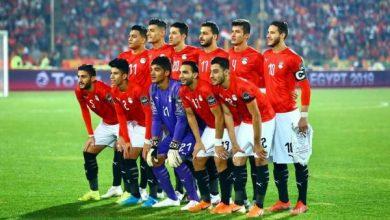 صورة منتخب مصر الأوليمبي.. صغار لكنهم أبطال