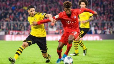 Photo of مشاهدة مباراة بايرن ميونيخ ضد فورتونا دوسلدورف بث مباشر 23-11-2019