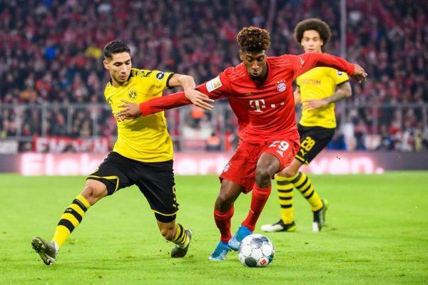 مشاهدة مباراة بايرن ميونيخ ضد فورتونا دوسلدورف بث مباشر 23-11-2019