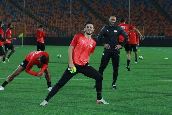 المنتخب الأوليمبي يواصل الاستعداد لضربة البداية أمام مالي