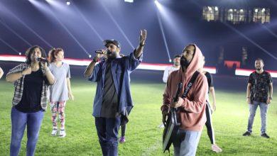 Photo of صور ..شارموفرز تجهز مفاجآت للجمهور في افتتاح امم أفريقيا غداً