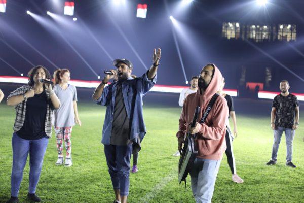 صور ..شارموفرز تجهز مفاجآت للجمهور في افتتاح امم أفريقيا غداً