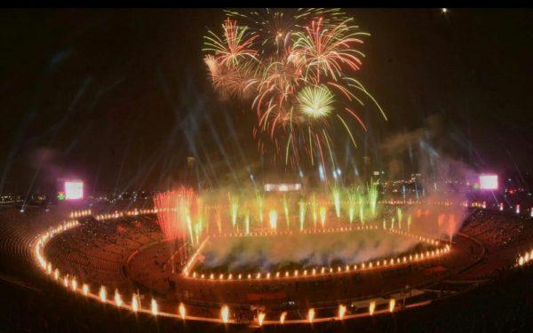 الغول :حفل افتتاح بطولة افريقيا شهد أكبر عدد من الالعاب النارية فى مصر