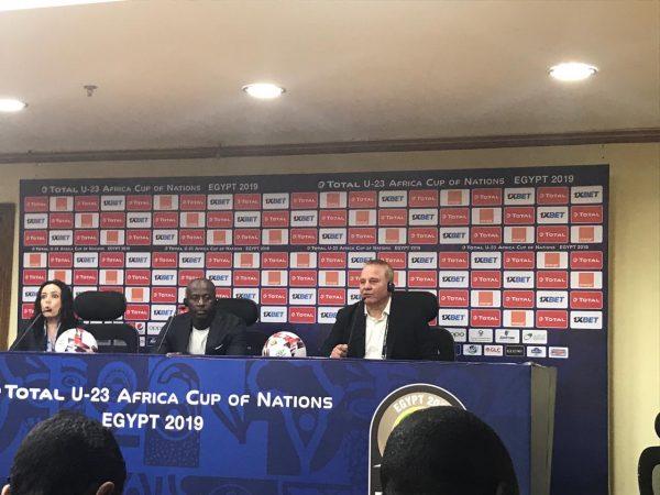 شوقي غريب : لم نقدم شيء بعد التأهل لأولمبياد طوكيو هدفنا