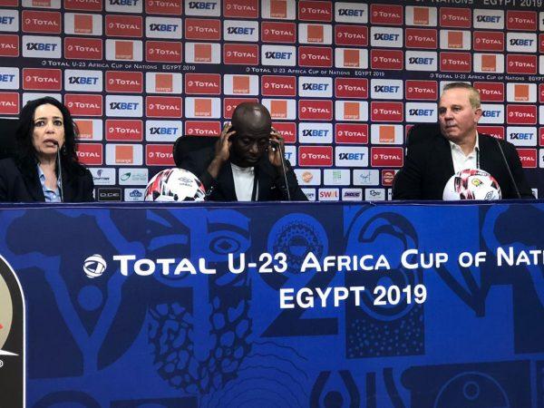 شوقي غريب : بهدي الفوز على غانا للجماهير المصرية