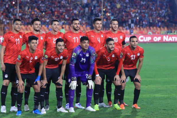 ترتيب مجموعة منتخب مصر الأوليمبي