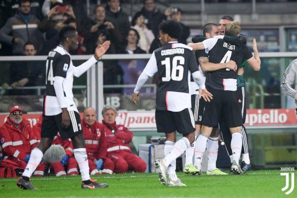 نتيجة وأهداف مباراة يوفنتوس ضد تورينو في الدوري الإيطالي