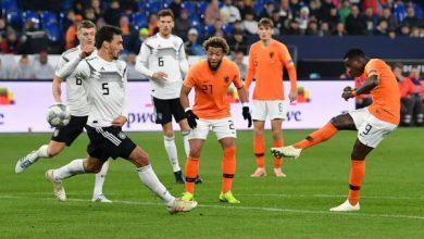نتيجة وأهداف مباراة هولندا ضد أستونيا