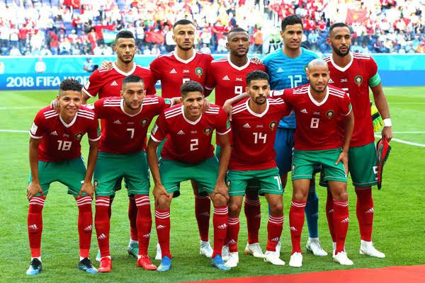 ملخص ونتيجة مباراة بوروندي ضد المغرب