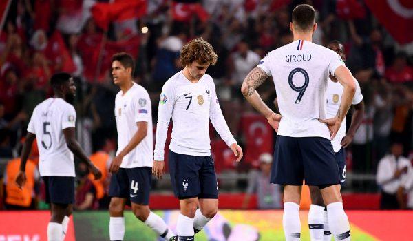 مشاهدة مباراة فرنسا ومولدوفا بث مباشر 14-11-2019