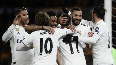 رابط ايجي ناو بث مباشر لمباراة ريال مدريد وجالاتا سراي 06-11-2019